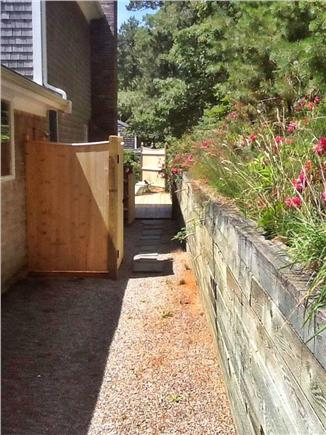 Chatham Cape Cod vacation rental - New outdoor shower