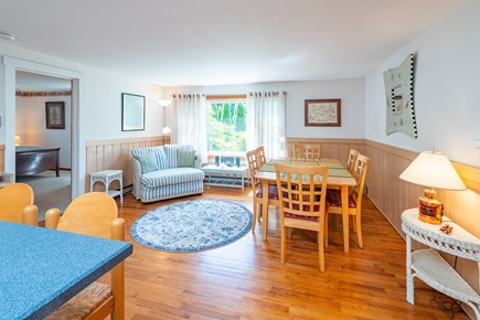 Chatham Cape Cod vacation rental - Dining area.