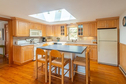 Chatham Cape Cod vacation rental - Recently remodeled kitchen.
