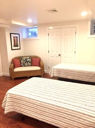 Harwich Port Cape Cod vacation rental - Lower level bedroom