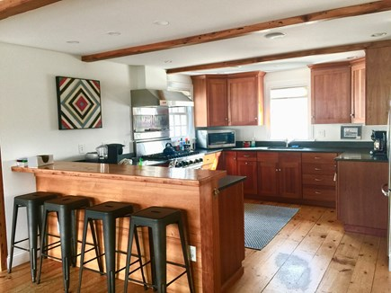 Harwich Port Cape Cod vacation rental - Fabulous gourmet kitchen with Viking range & Thermador dishwasher