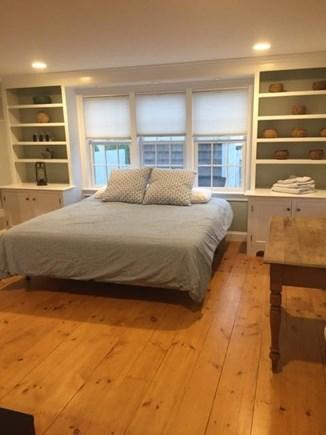 Harwich Port Cape Cod vacation rental - Cozy first floor king master bedroom with en suite bath
