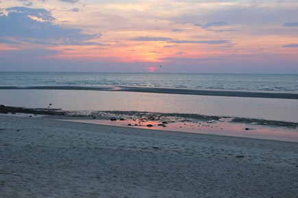East Brewster Cape Cod vacation rental - Linnell Landing Beach