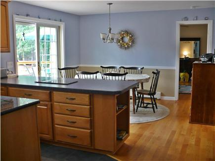 East Brewster Cape Cod vacation rental - Dining