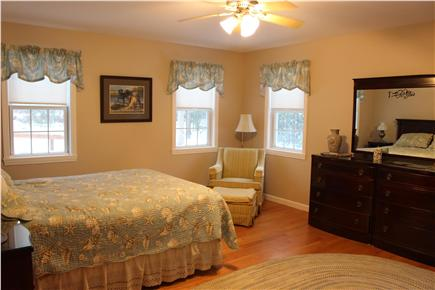 East Brewster Cape Cod vacation rental - Master Bedroom with queen size bed