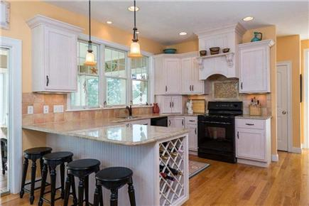 Mashpee, Popponesset Cape Cod vacation rental - Kitchen - work area