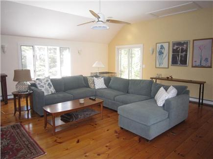 East Orleans Cape Cod vacation rental - Family Room (alternate view)