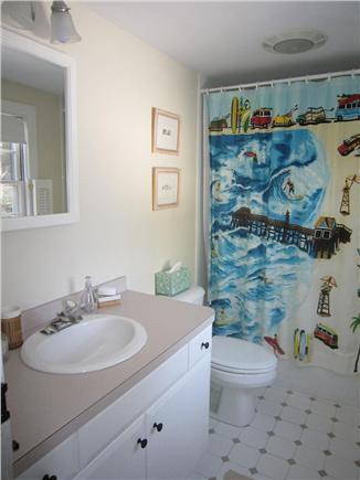 East Orleans Cape Cod vacation rental - Guest Bathroom (1st Floor)