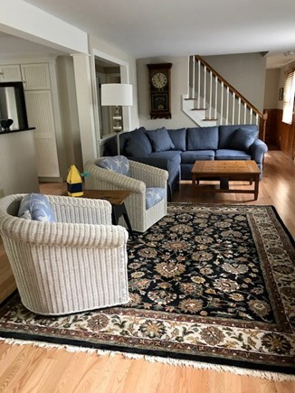 Eastham Cape Cod vacation rental - Large Open Living Room