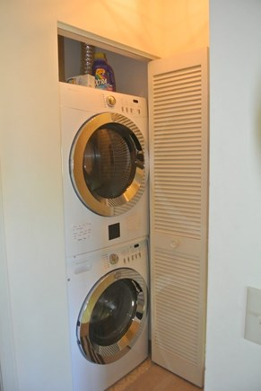 Brewster Cape Cod vacation rental - Full laundry in the unit.
