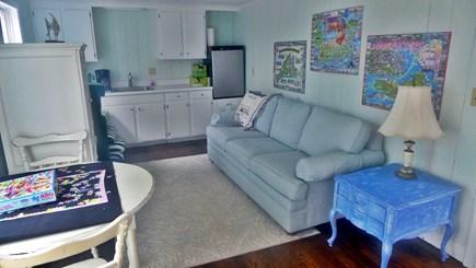Eastham Cape Cod vacation rental - Second living room/kids' TV room  (off bedroom 2)