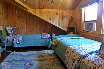 Eastham Cape Cod vacation rental - Bedroom #5, two sets of twins