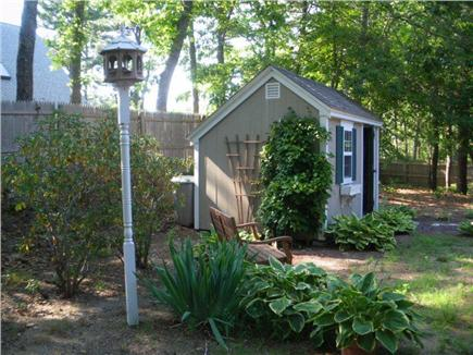 Harwich Cape Cod vacation rental - Quiet back yard