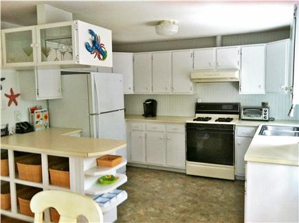 Harwich Cape Cod vacation rental - Fully equipped kitchen with Keurig coffee maker