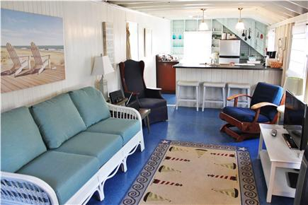 Dennis Cape Cod vacation rental - Guest house living area