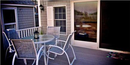 Bay side of Dennis Cape Cod vacation rental - Other deck furniture