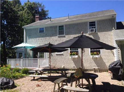 Yarmouth Port Cape Cod vacation rental - Backyard Entertaining
