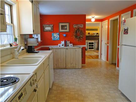 Yarmouth Port Cape Cod vacation rental - Kitchen area