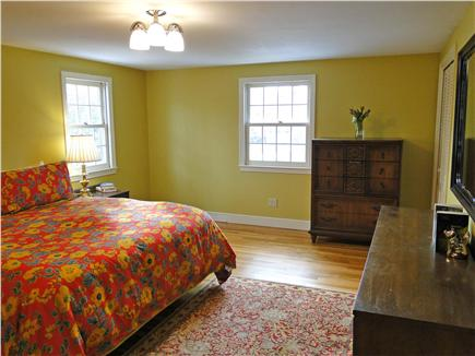 Yarmouth Port Cape Cod vacation rental - Upstairs spacious queen bed master bedroom