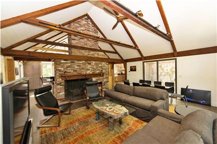South Orleans Cape Cod vacation rental - Living room