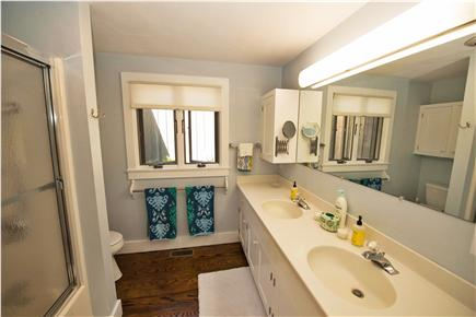 South Orleans Cape Cod vacation rental - Master bathroom