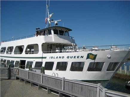 Falmouth Heights Cape Cod vacation rental - Island Queen - ferry to Martha's Vineyard