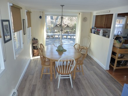 Falmouth Heights Cape Cod vacation rental - Dining area