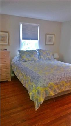Falmouth Heights Cape Cod vacation rental - Downstairs bedroom - queen