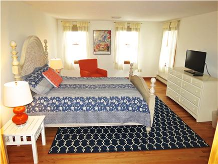 Brewster Cape Cod vacation rental - Master bedroom with a queen size bed.
