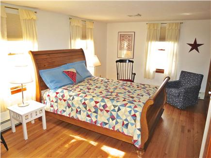 Brewster Cape Cod vacation rental - Second queen BR.  All BRs are on the the second level.