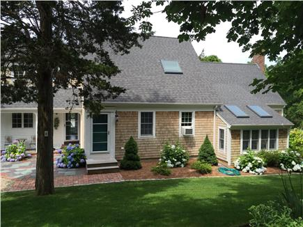 East Orleans Cape Cod vacation rental - Patio and nicely landscaped yard