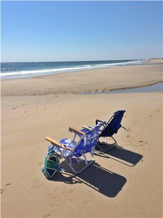 East Orleans Cape Cod vacation rental - Ocean breezes on Nauset Beach