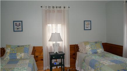 East Orleans Cape Cod vacation rental - Main Floor Bedroom #1 - 2 Twins