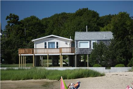 Bourne, Monument Beach Cape Cod vacation rental - Bourne vacation rental ID 23784; 2 cottages rented together.