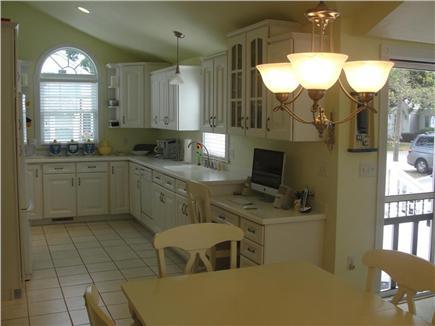 Falmouth-Maravista Cape Cod vacation rental - Kitchen area