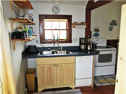 Wellfleet Cape Cod vacation rental - Well equipped kitchen