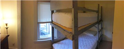 Dennisport Cape Cod vacation rental - Bunk room with twin bunk beds