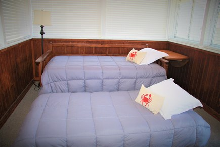 North Eastham Cape Cod vacation rental - Trundle bed makes two singles