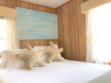North Eastham Cape Cod vacation rental - Bedroom 1 - double bed