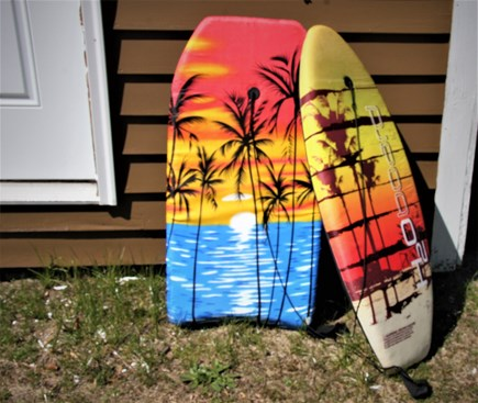 North Eastham Cape Cod vacation rental - Boogie boards available for you