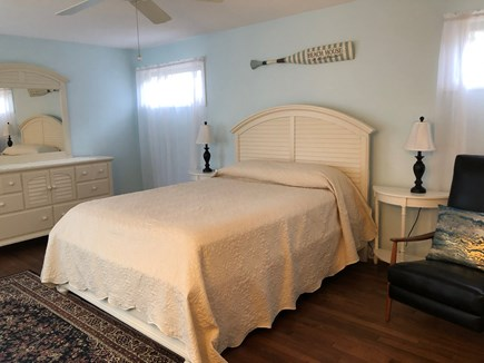 North Eastham Cape Cod vacation rental - Master bedroom with private bath