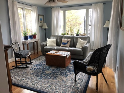 North Eastham Cape Cod vacation rental - Relaxing sitting rom with large screen television