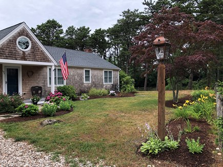 North Eastham Cape Cod vacation rental - Well maintained home with bay views
