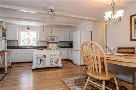 Cotuit Cotuit vacation rental - Large Open with built in dining area,slider to deck sreeninporch