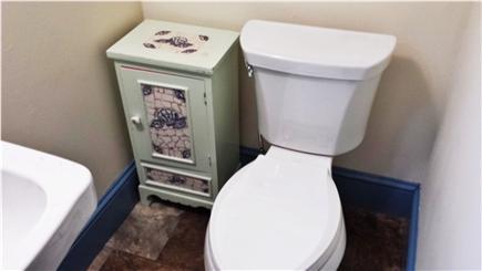 West Dennis Cape Cod vacation rental - 2nd floor bathroom