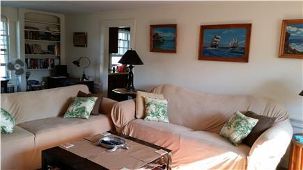 West Dennis Cape Cod vacation rental - Living area