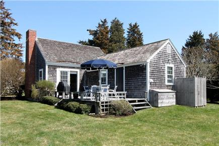 East Orleans Cape Cod vacation rental - Back Exterior