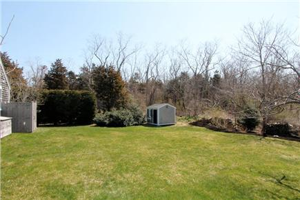 East Orleans Cape Cod vacation rental - Spacious Yard