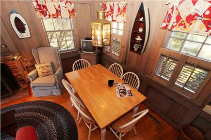 East Orleans Cape Cod vacation rental - Dining Area