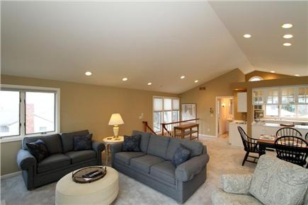 Brewster Cape Cod vacation rental - Living Area (alternate view)